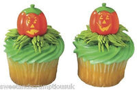 Halloween Cupcake & Cake Decorations