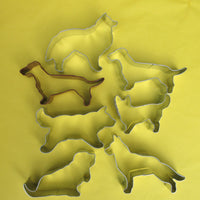 Dog Breed Cookie Cutters