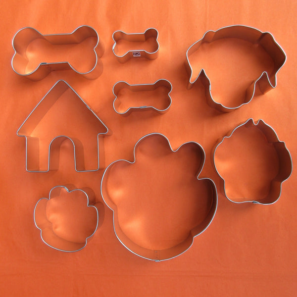 Dogs Life Cookie cutters