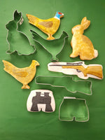 Game Season Country Sport Cookie cutters