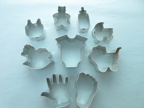 Baby Miniature Cookie Cutter