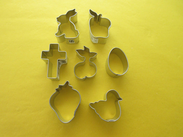 Easter Miniature Cookie cutters
