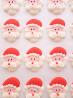 Edible Christmas Cake Decorations