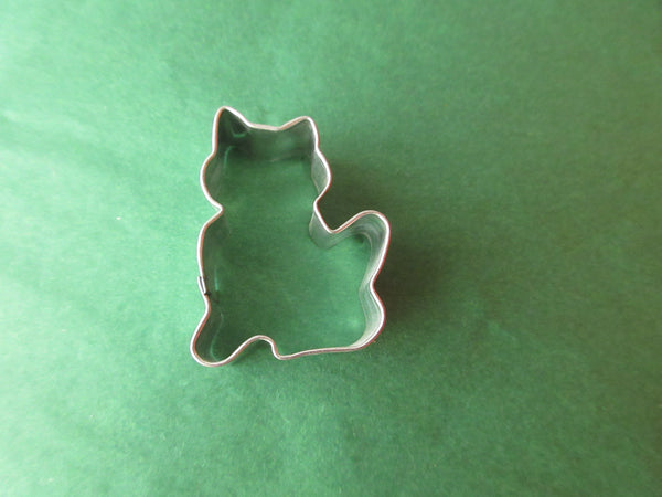 Cats and Dogs Miniature Cookie Cutters