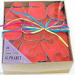 Alphabet Letters Cookie Cutter Sets