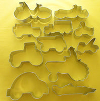 Transportation - Road Cookie cutters