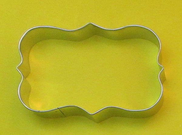 Plaques & Frames Cookie cutters