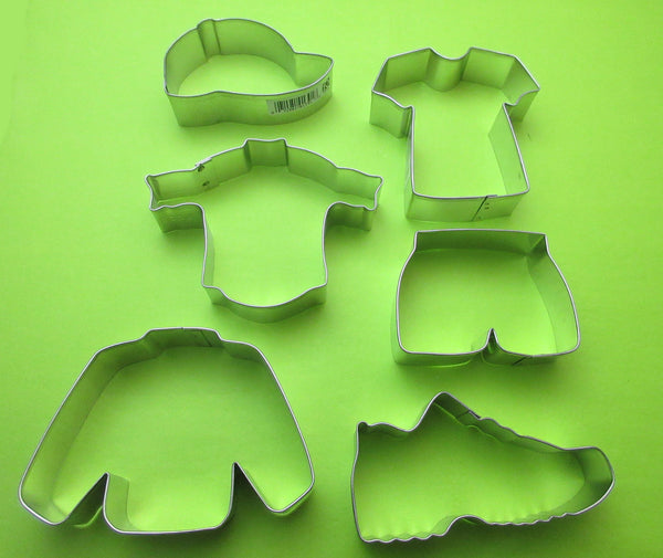 Clothing - Sportswear Cookie cutters