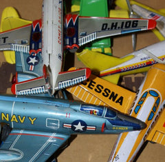 Airplane Toy Parts