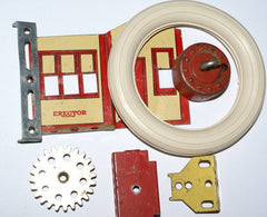 Toy Erector Set Parts