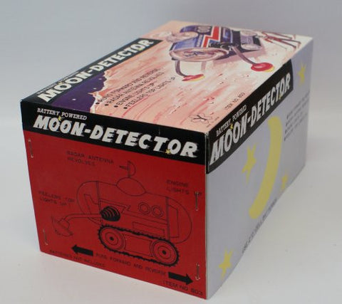 Moon Detector Reproduction Toy Box