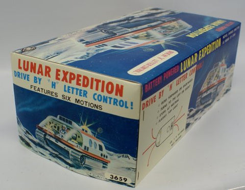 Lunar Expedition Reproduction Toy Box