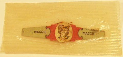 Post Toasties Cereal Premium Ring Maggie 1949
