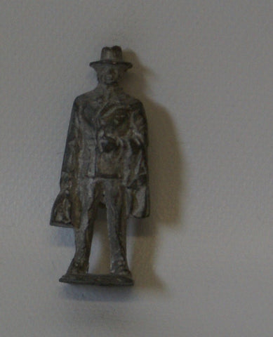 Britains Ltd Toy Cast standing figures. 1.5""