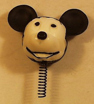 Marx Mickey Mouse Crazy Car  Head