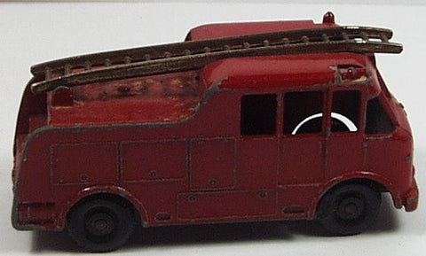 Early Matchbox #9c Merryweather Marquis Fire Engine