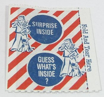 Cracker Jacks Surprise