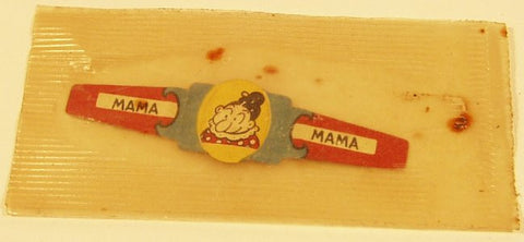 Post Toasties Cereal Premium Ring Mama 1949