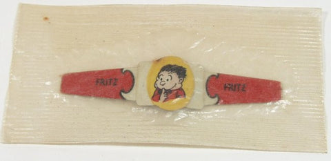 Post Toasties Cereal Premium Ring Fritz 1949