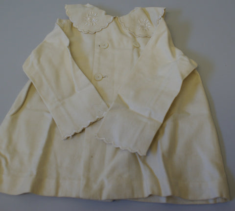 1920's Wood Doll or childs coat