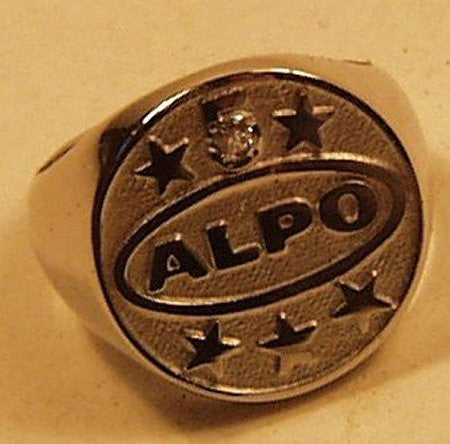 Five Star Alpo Premium Ring mint