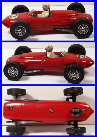 Indy Type Open Wheel 1:32 scale racer