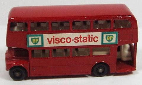 Early Matchbox #5c London Routemaster Bus