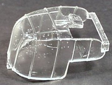 Hubley Cockpit Cover : Helicopter