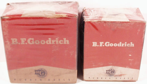 B. F. Goodrich Shoe Makers Rubber Heels