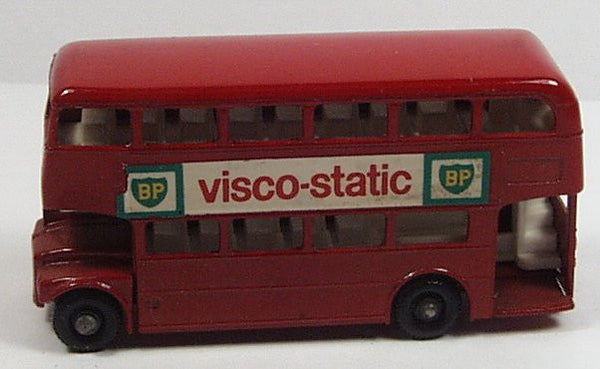Early Matchbox Reg. Wheels #5c London Routemaster Bus