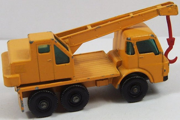 Early Matchbox Reg. Wheels #63c Dodge Crane Truck