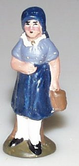 Vintage toy replacement figure.  1 Gauge.
