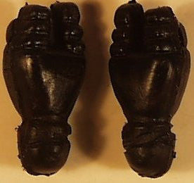 Toy Robby Space Patrol Robot Hands (pair)