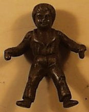 Small Cast Iron Figure of Boy