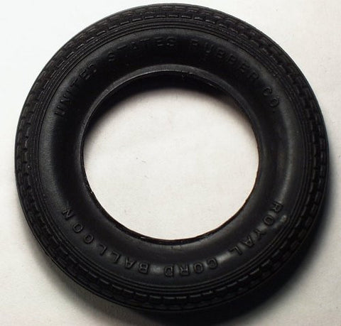American Flyer large airplane balloon tire