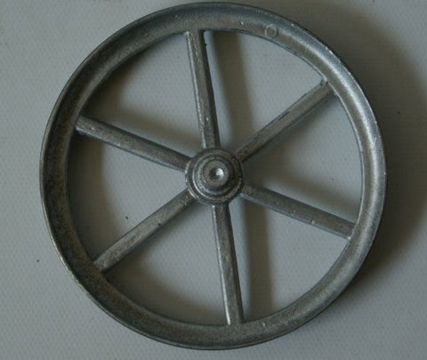 Weeden Steam Engine Large six spoke Flywheel