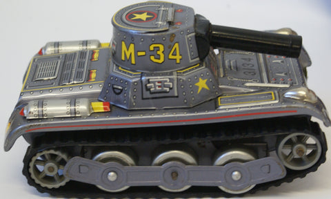 M-34 Toy Tank Modern Toys replacement tracks.