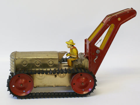 Marx Track for Tractor with crane
