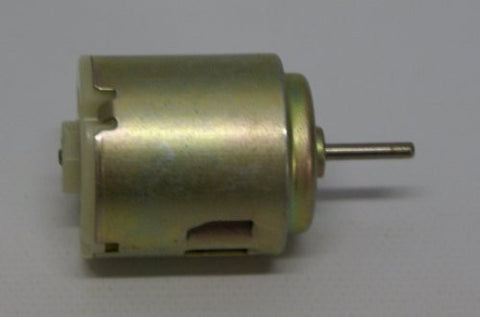 "Electric Motor Mabuchi 3/8"" shaft length."
