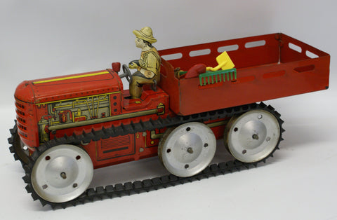 Rubber Tracks and Treads – Page 5 – Classic Tin Toy Co