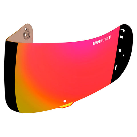 Optics Visor Shield (Airmada / Airframe Pro) - RST Red
