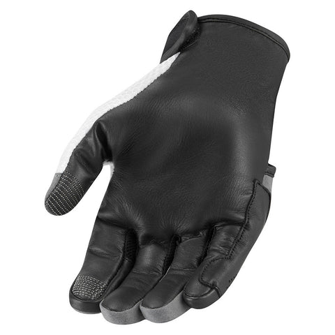 OVERLORD™ TOUCHSCREEN SHORT GLOVES RED