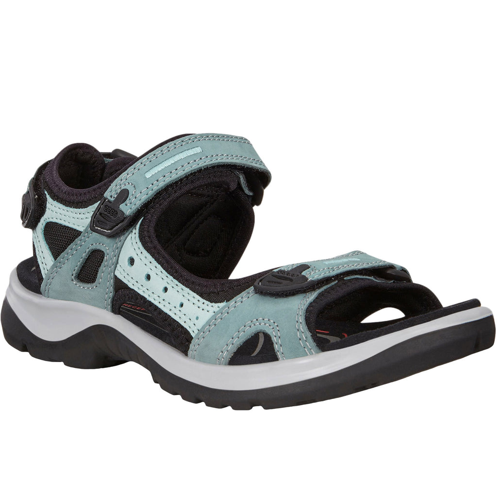 ECCO Womens Offroad Yucatan Sandals - Blue