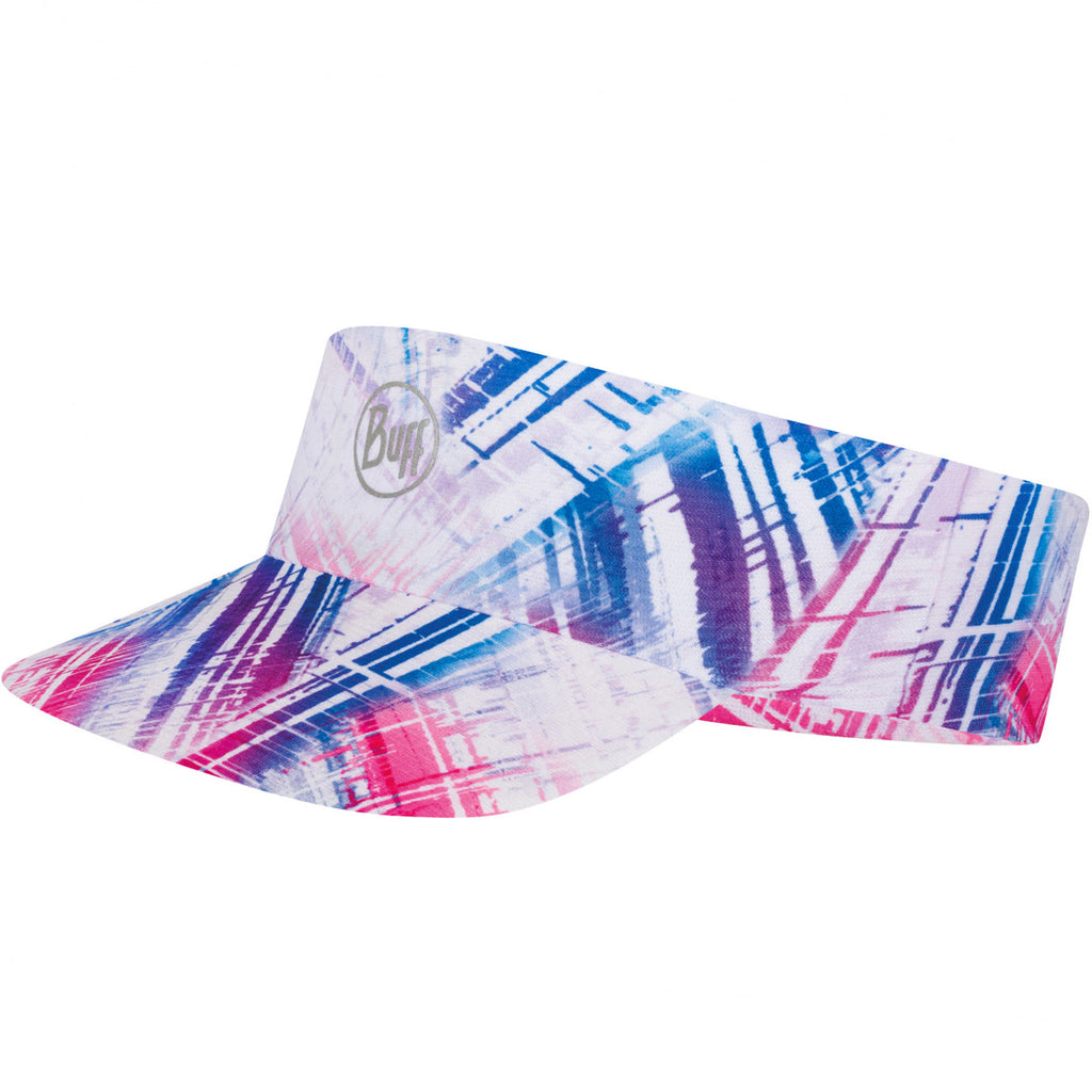Buff Unisex Reflective Wira Packable Visor Cap - Multi