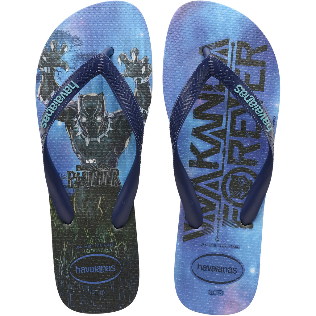 Havaianas Top Marvel Unisex Flip Flops - Multicoloured
