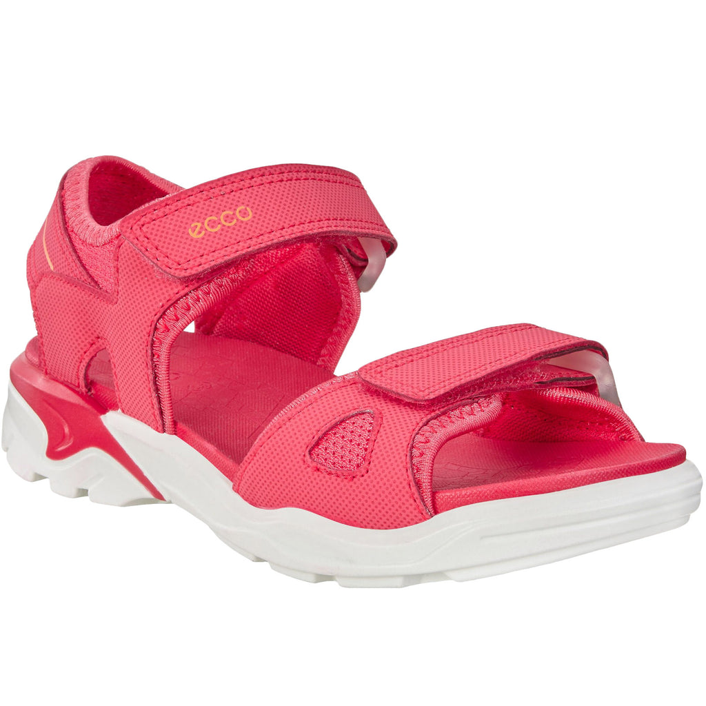 ECCO Girls Biom Raft Sandals - Teaberry