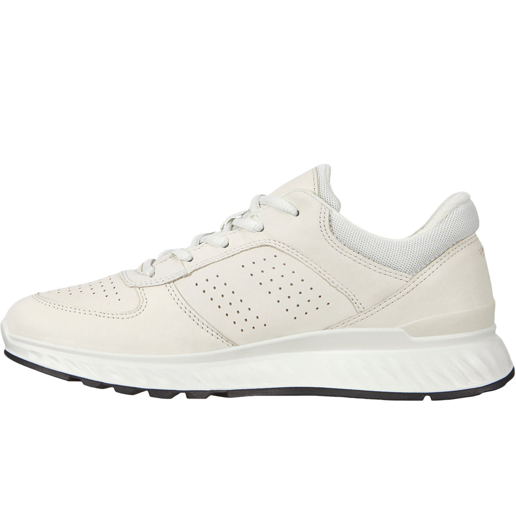 Ecco Exostride Low Trainers - Shadow White