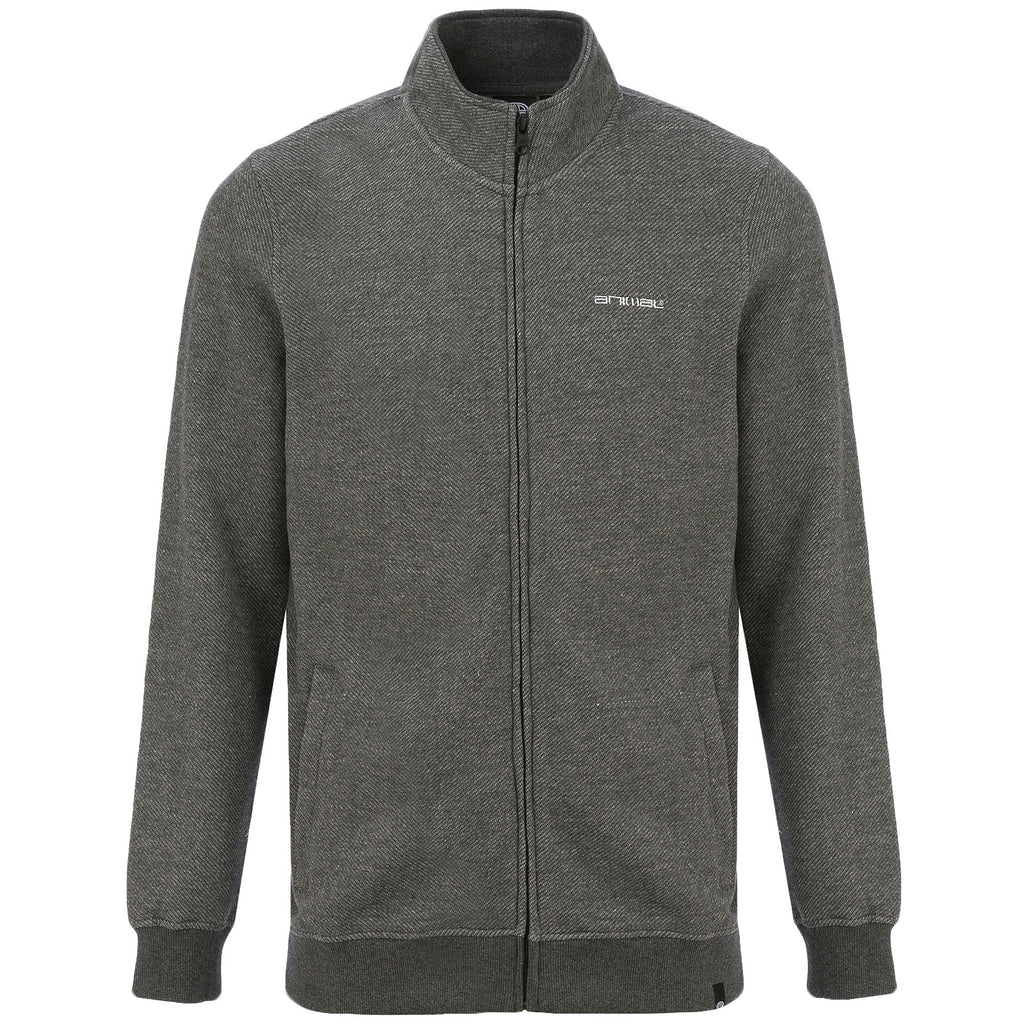 Animal Larma Track Top - - Charcoal