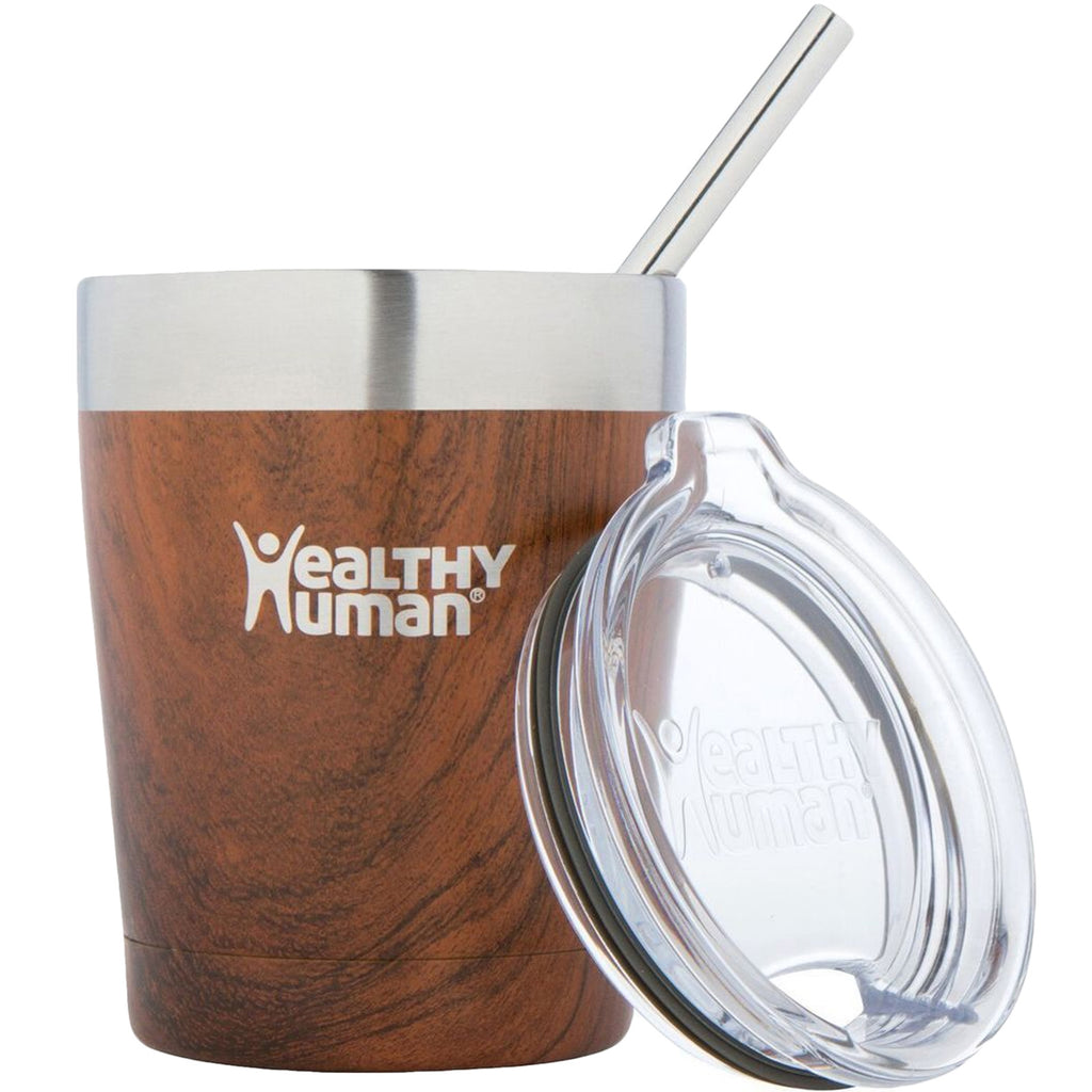 Healthy Human Crusier Drinks Tumbler - Harvest Maple -12oz