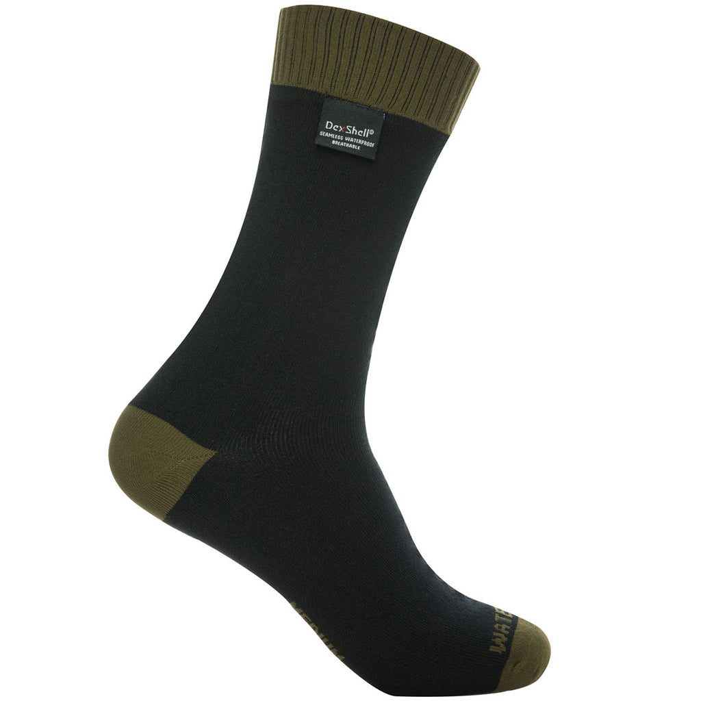 DexShell Thermlite Waterproof Socks - Olive